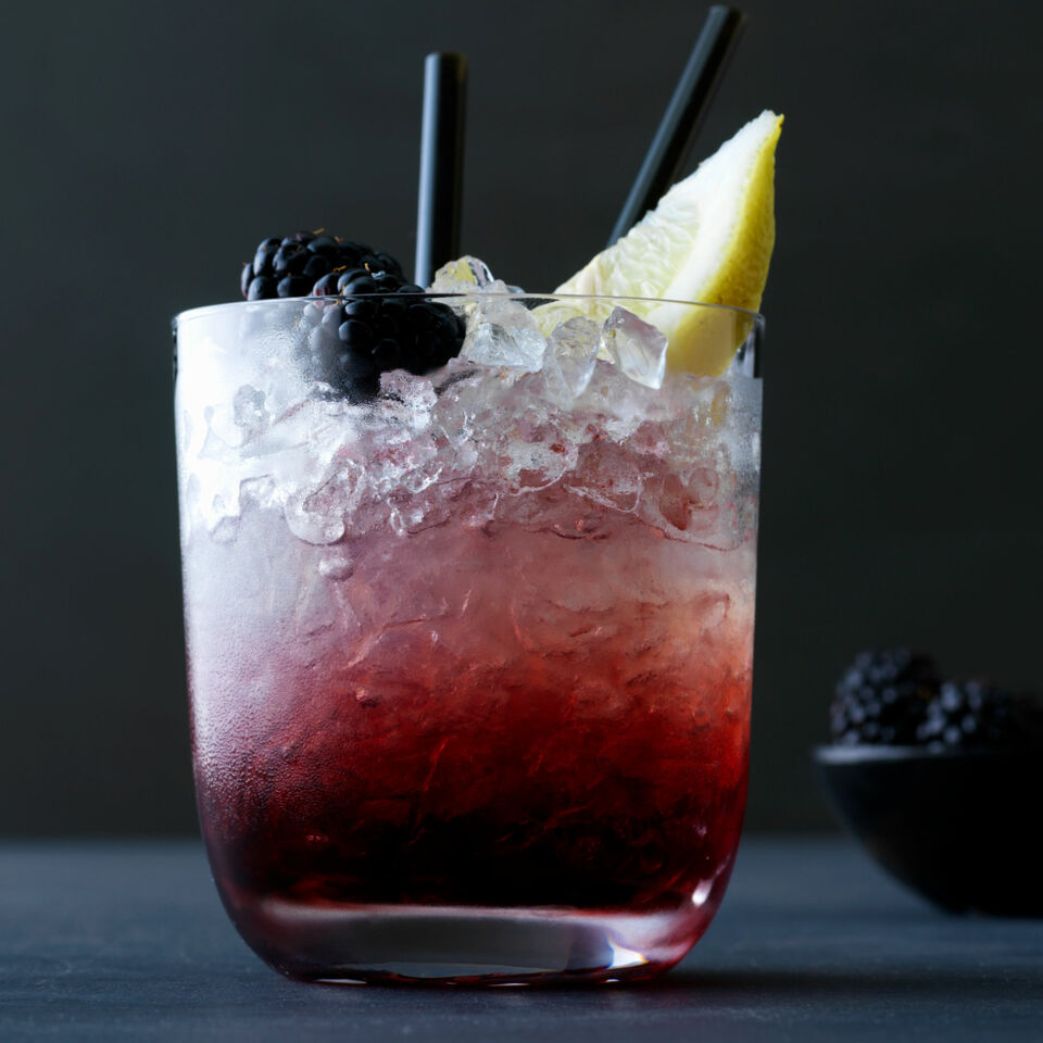 Cocktailkarte Selbst Gestalten.Bramble Classic