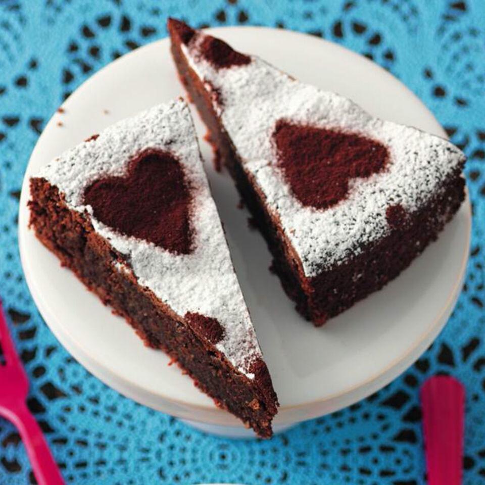 Schokoladenkuchen Backen Fur Kinder Kuchengotter