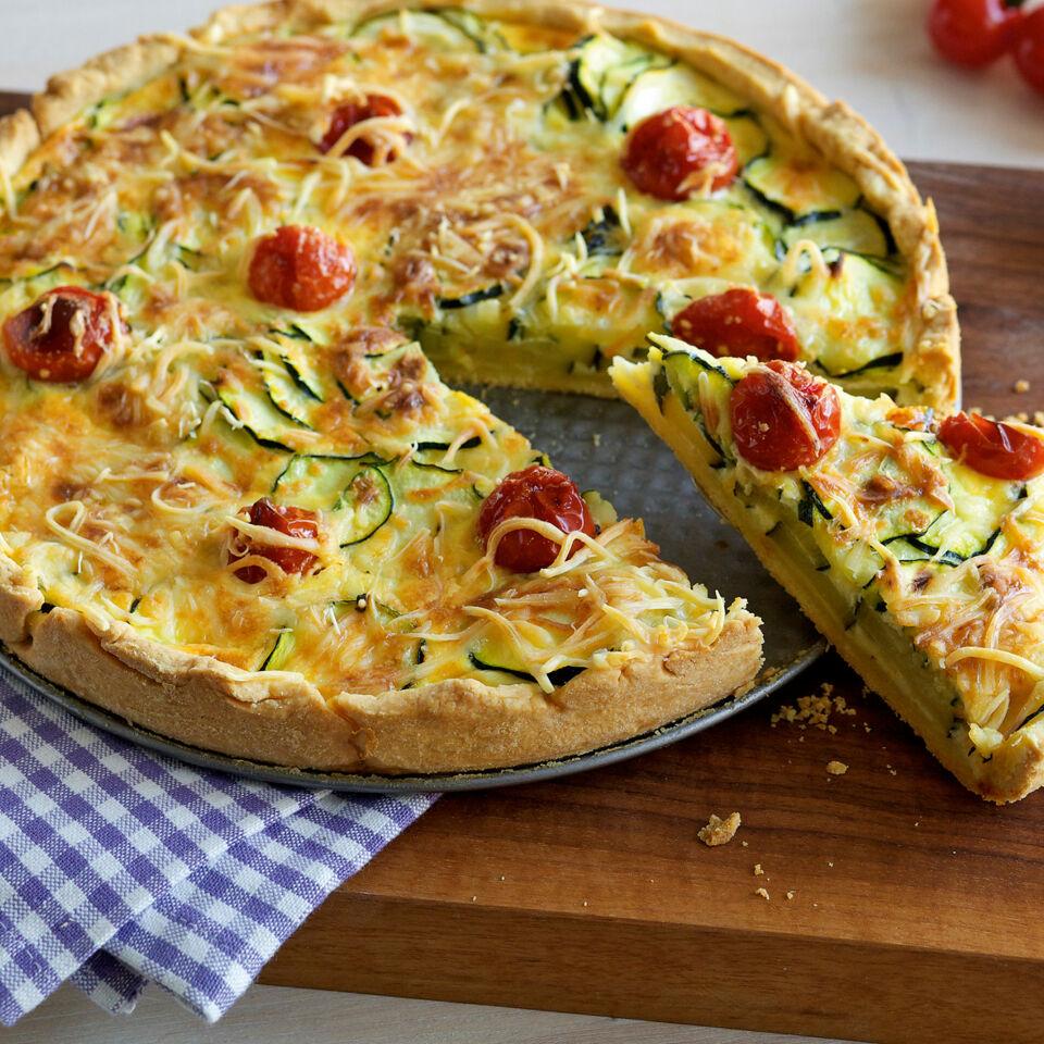 Zucchini Cake Recette