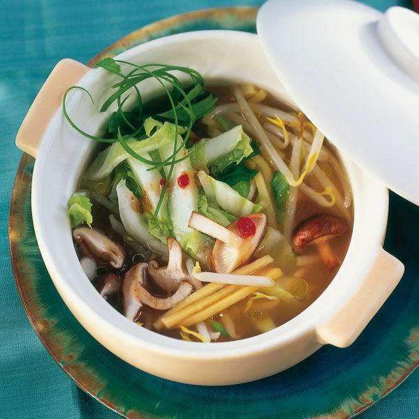 asiatisch vegetarisch Rezept   Küchengötter