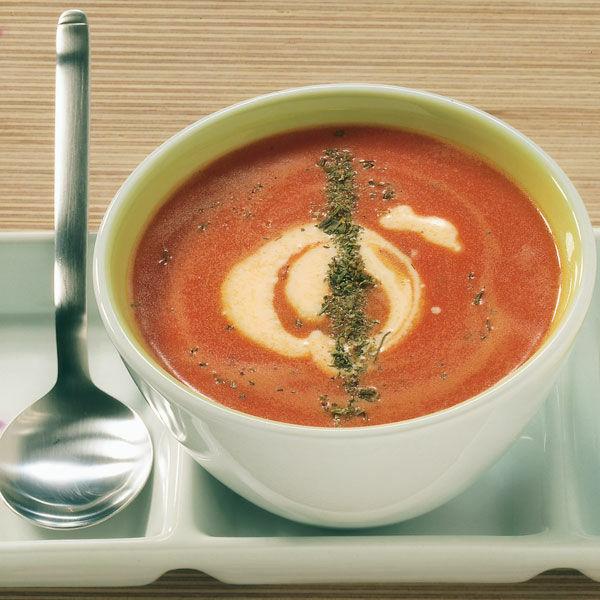 tomatensuppe mit tofucreme rezept k cheng tter. Black Bedroom Furniture Sets. Home Design Ideas