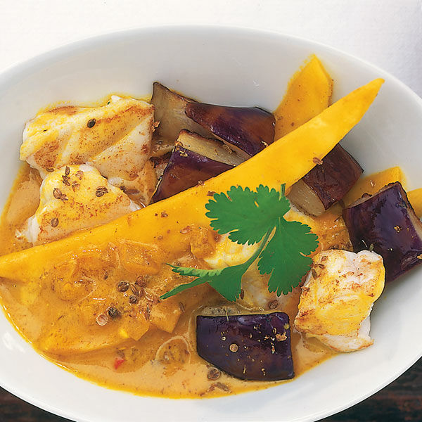Indisches Fischcurry