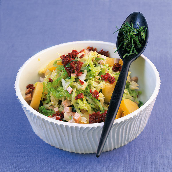 wirsing kartoffel salat rezept k cheng tter. Black Bedroom Furniture Sets. Home Design Ideas