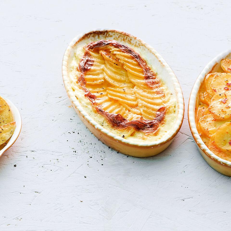 Einfaches Kartoffelgratin Rezept K 252 Cheng 246 Tter