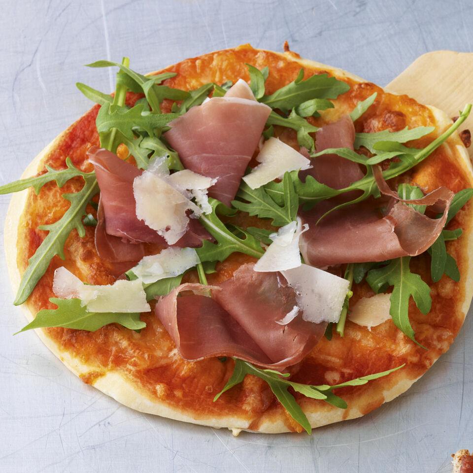 Rucola-Pizza Rezept | ...