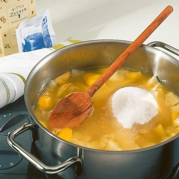 melonen pfirsich marmelade rezept k cheng tter. Black Bedroom Furniture Sets. Home Design Ideas
