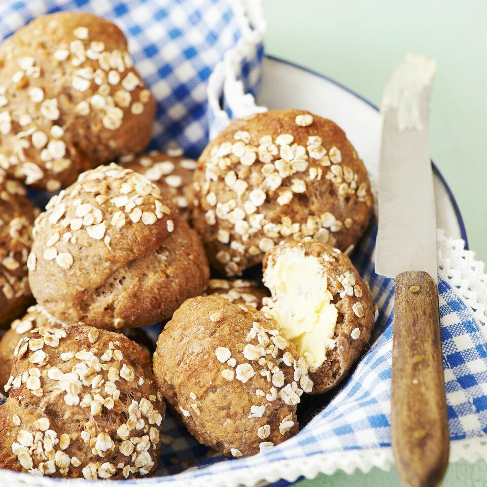 Süße Knusperbrötchen Rezept Küchengötter