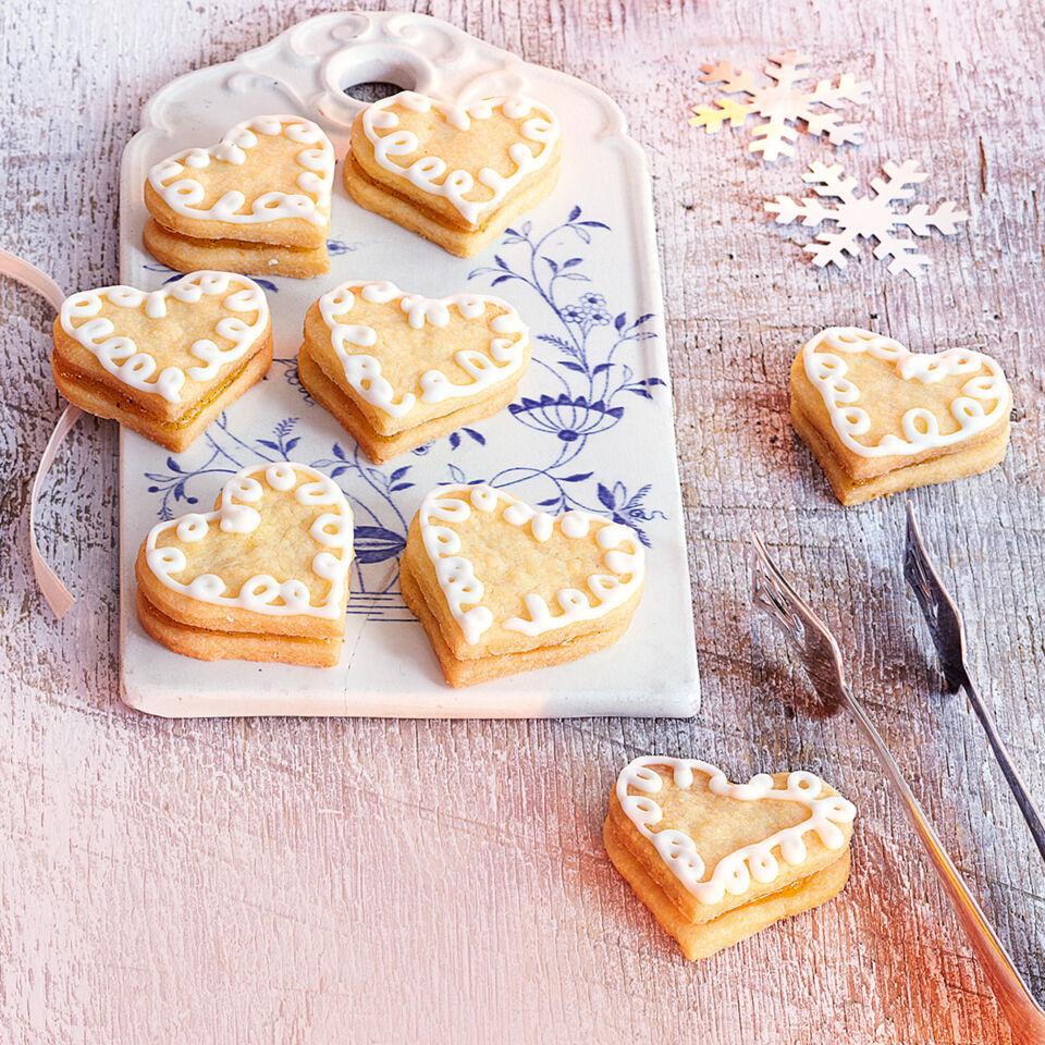 Kekse cremefullung rezept