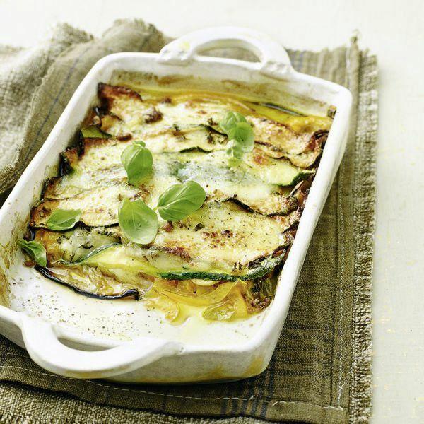 parmigiana mit zucchini und paprika rezept k cheng tter. Black Bedroom Furniture Sets. Home Design Ideas