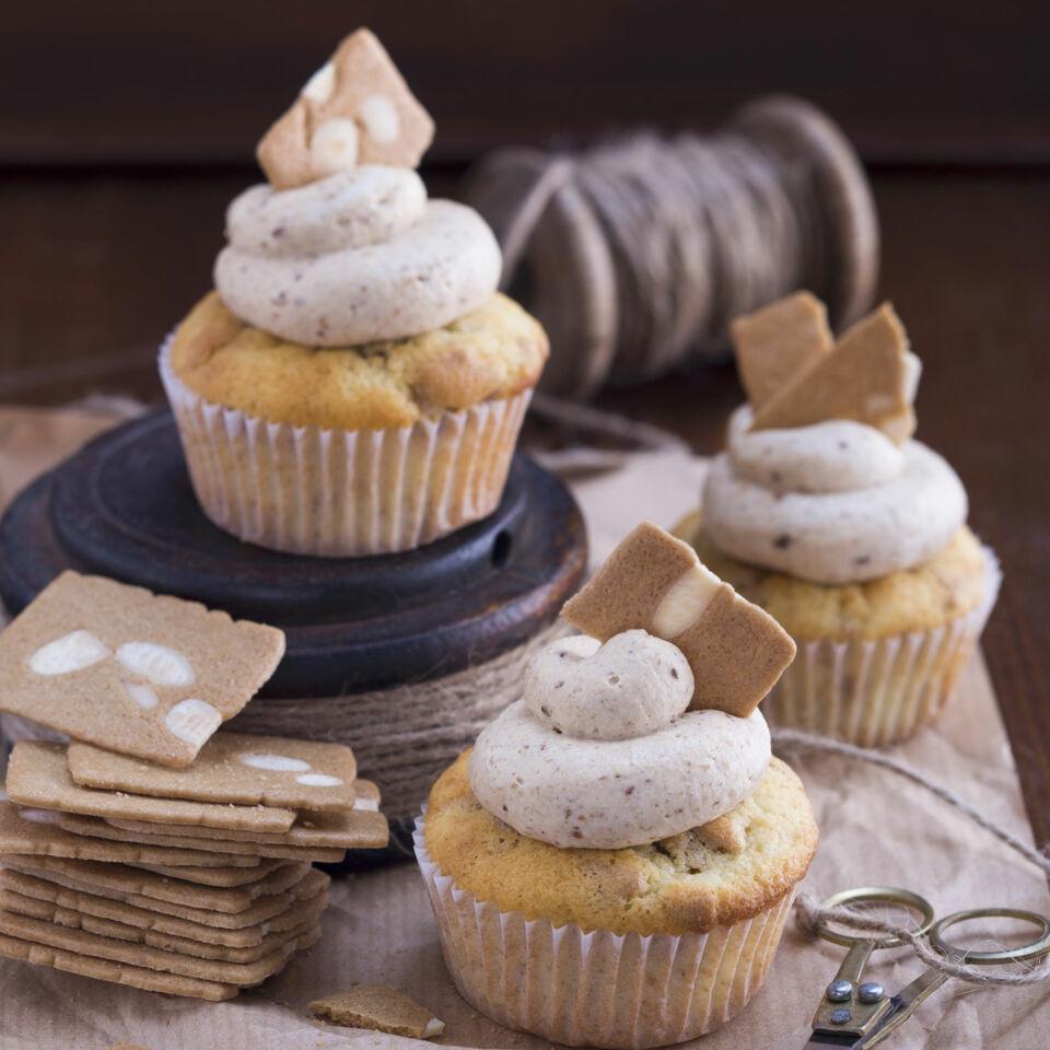 bratapfel cupcakes rezept k cheng tter. Black Bedroom Furniture Sets. Home Design Ideas