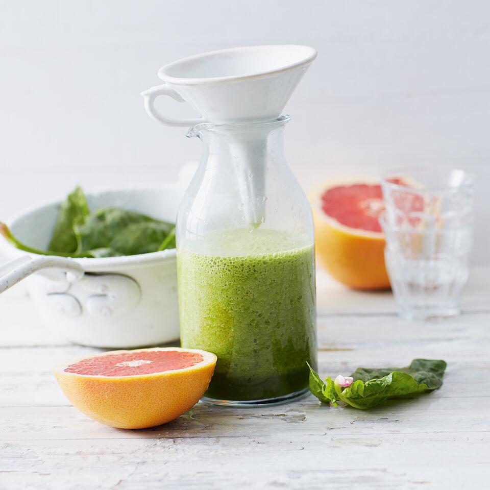 detox spinat grapefruit smoothie rezept k cheng tter. Black Bedroom Furniture Sets. Home Design Ideas