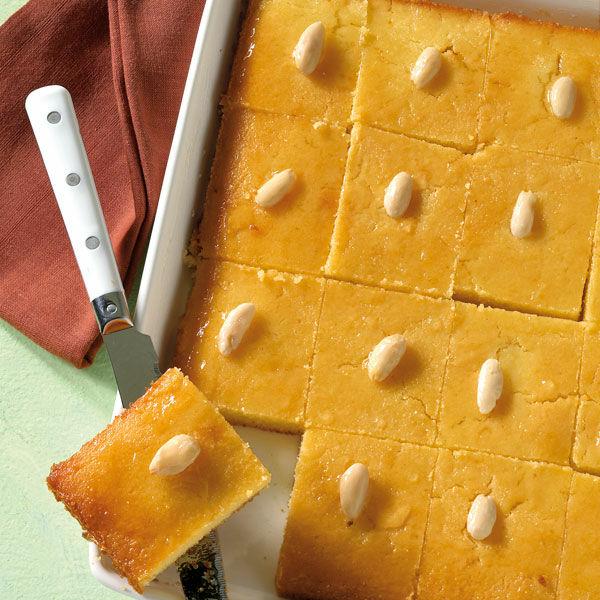Syrischer Zitronenkuchen Rezept   Küchengötter