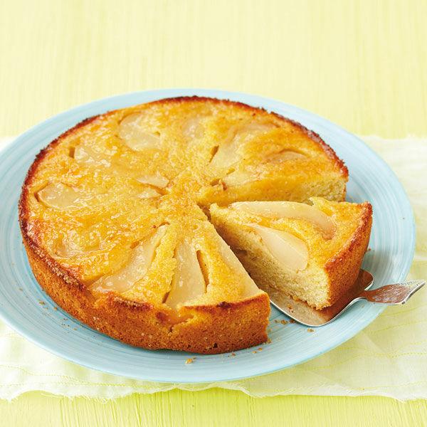 Birnenkuchen rezept upside down kuchen k cheng tter for Kuchen unterschrank 150 cm