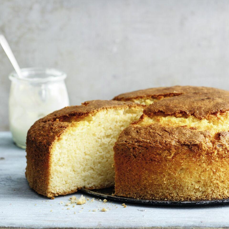 Schneller Joghurt Kuchen Rezept Küchengötter