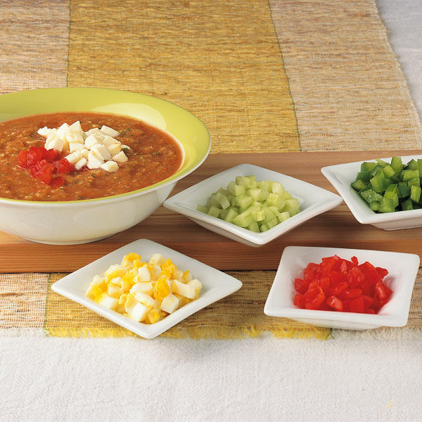 SiS Gazpacho mit Avocado