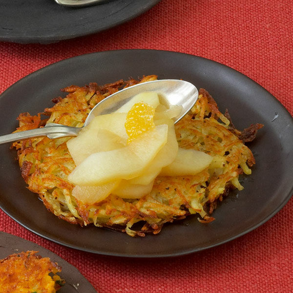 Rezept fur kartoffelrosti