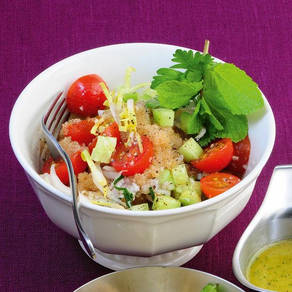 amaranth salat nach taboul art rezept k cheng tter. Black Bedroom Furniture Sets. Home Design Ideas
