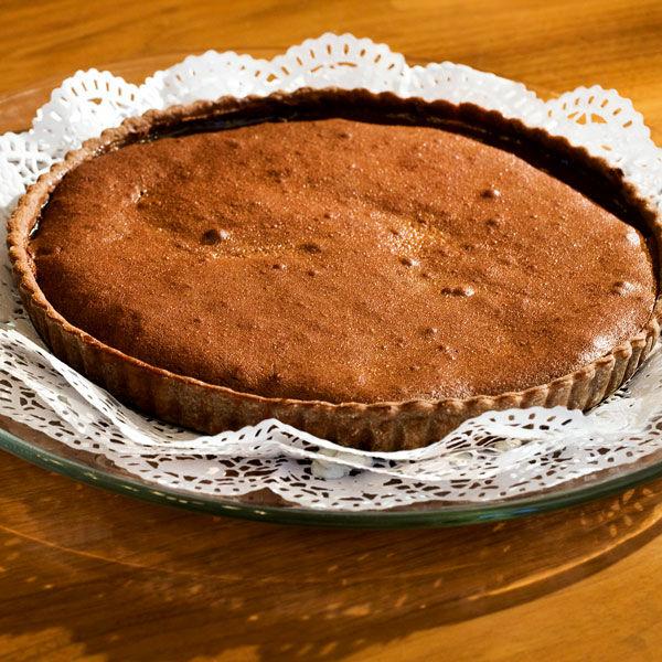schoko salzkaramell tarte rezept k cheng tter. Black Bedroom Furniture Sets. Home Design Ideas
