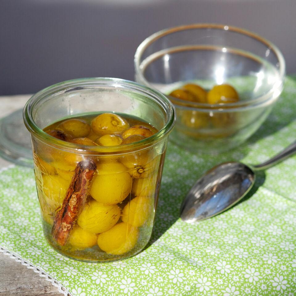 Mirabellenkompott Rezept | Küchengötter