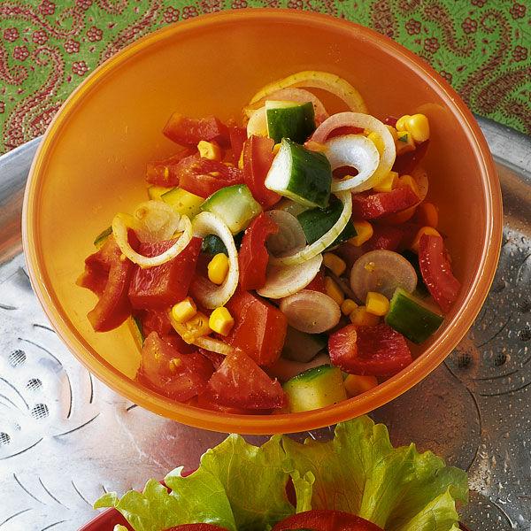 indisch gemischter salat rezept k cheng tter. Black Bedroom Furniture Sets. Home Design Ideas