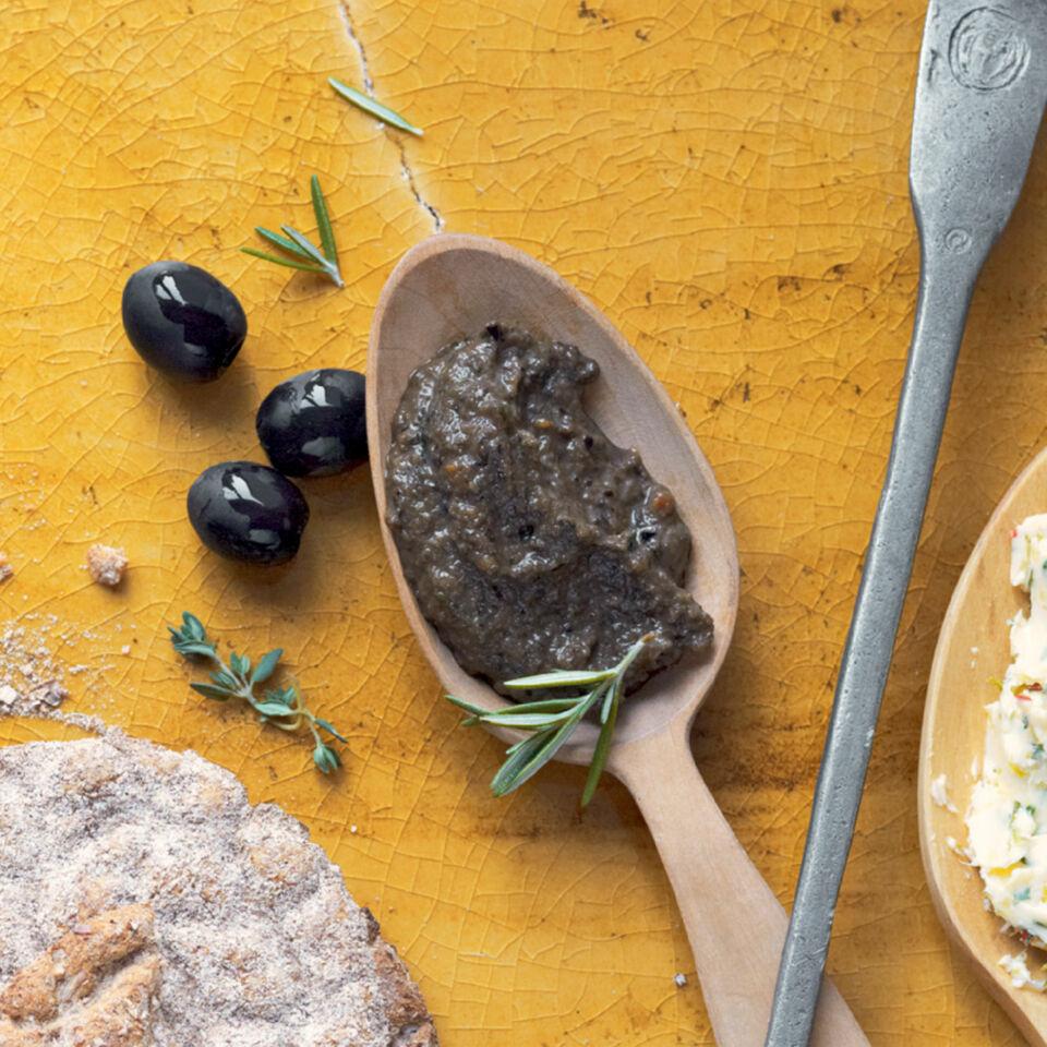 vegetarische olivenpaste rezept k cheng tter. Black Bedroom Furniture Sets. Home Design Ideas