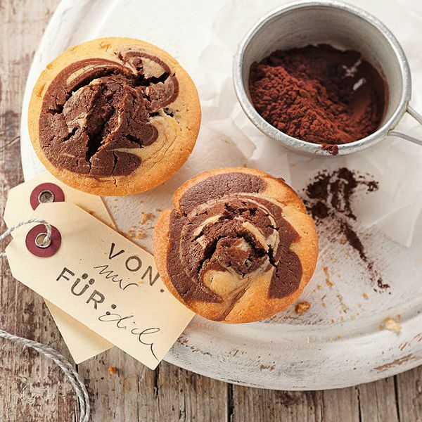 Marmor Muffins Rezept K 252 Cheng 246 Tter