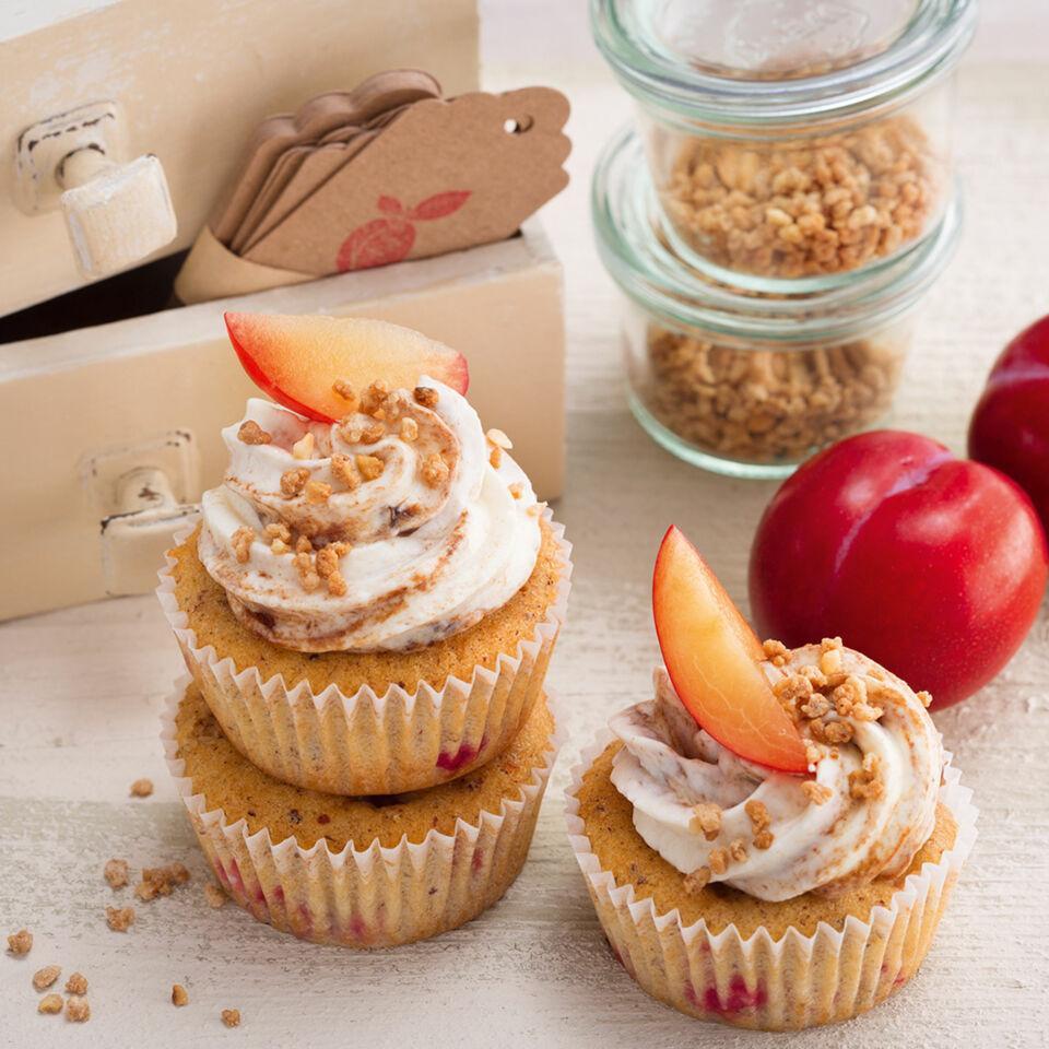 Ansprechend Halloween Cupcakes Rezepte Galerie Von Pflaumen-s-cupcakes
