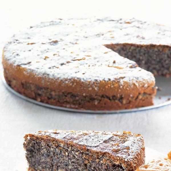 Osterreichischer Mohnkuchen Rezept Kuchengotter