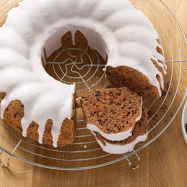 Rotweinkuchen Mit Zartbitterschokolade Rezept Kuchengotter