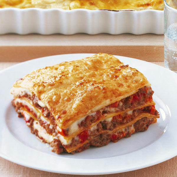 klassische lasagne rezept k cheng tter. Black Bedroom Furniture Sets. Home Design Ideas