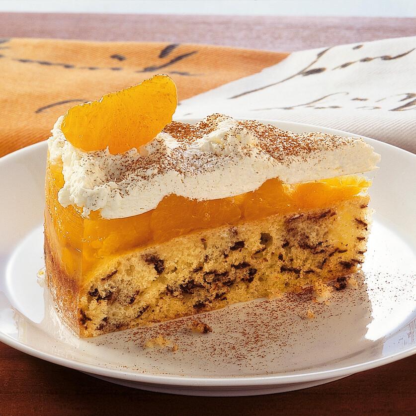 mandarinen sahne torte rezept k cheng tter. Black Bedroom Furniture Sets. Home Design Ideas