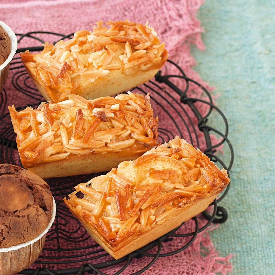 Mini Mandelkuchen Rezept Kuchengotter