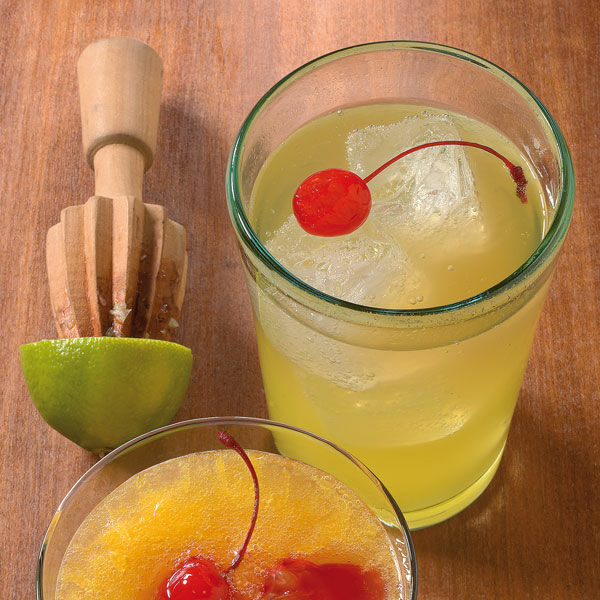 Planters Placebo Punch
