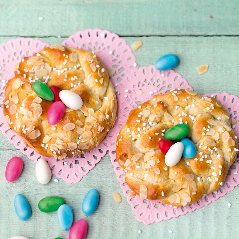 Osterkränze Für Kinder Rezept Küchengötter
