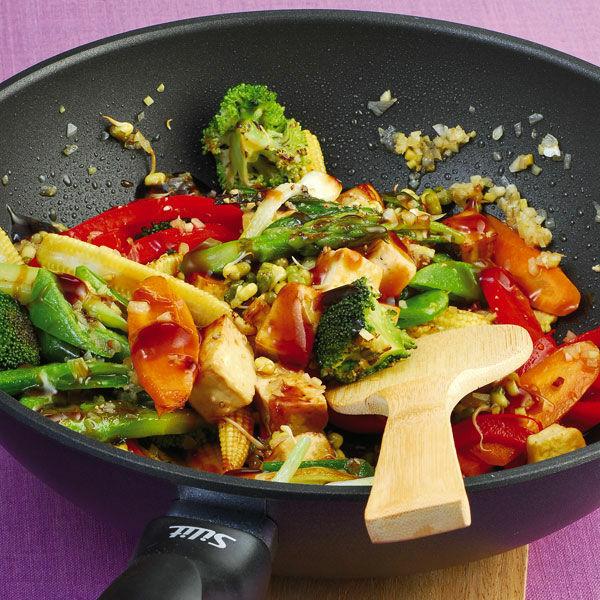gemischtes wok gem se mit mariniertem tofu rezept k cheng tter. Black Bedroom Furniture Sets. Home Design Ideas