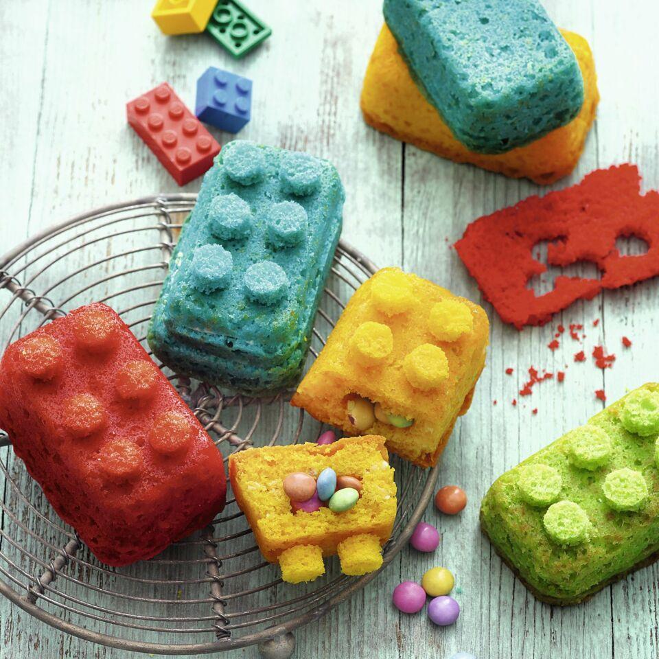 Lego Kuchen Motivtorte Zum Geburtstag Kuchengotter