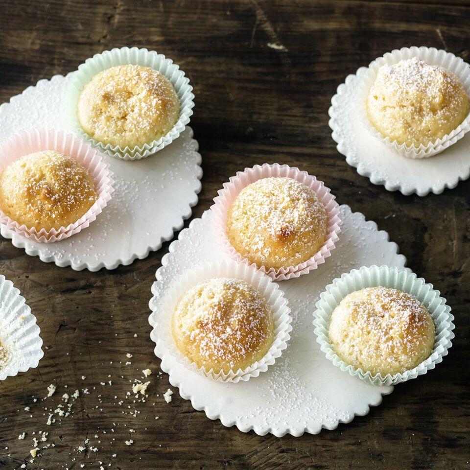 Zitronen muffins tassenrezept