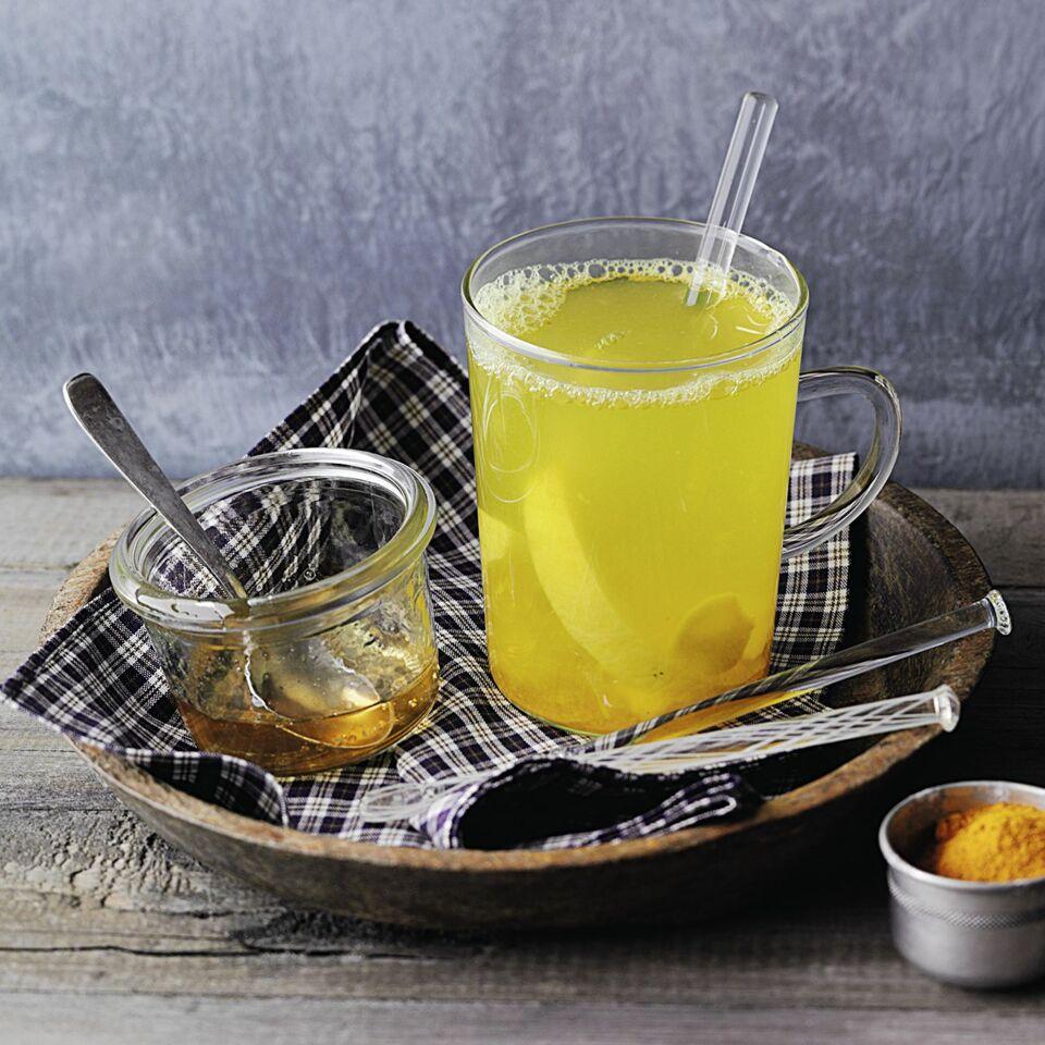 Zitronen Ingwer Tee Rezept Kuchengotter
