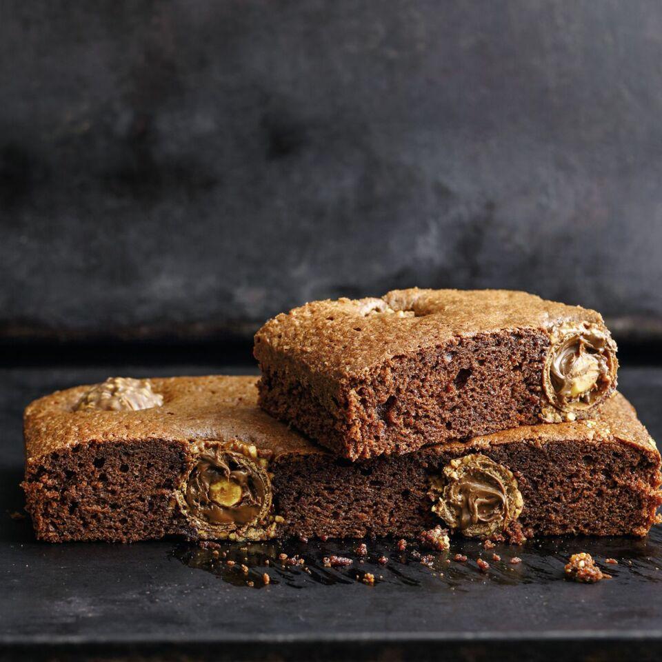 Schoko Kuchen Mit Ferrero Rocher Rezept Kuchengotter