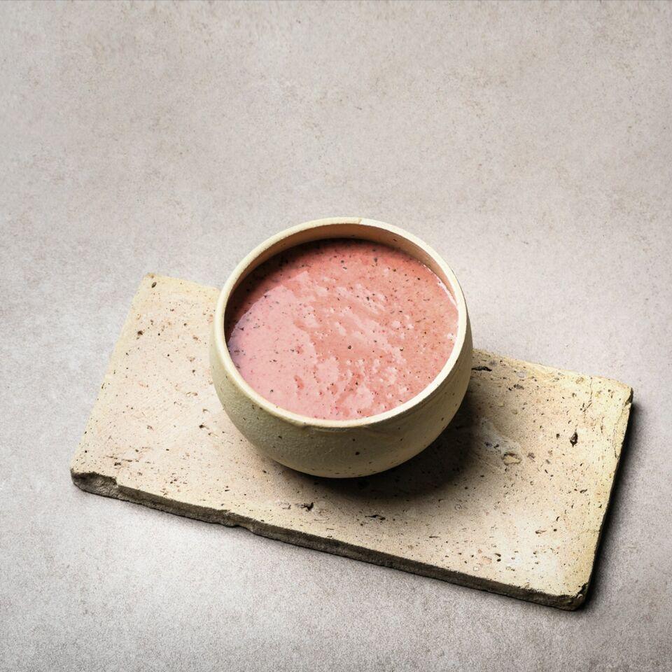 Erdbeer-Minz-Dressing