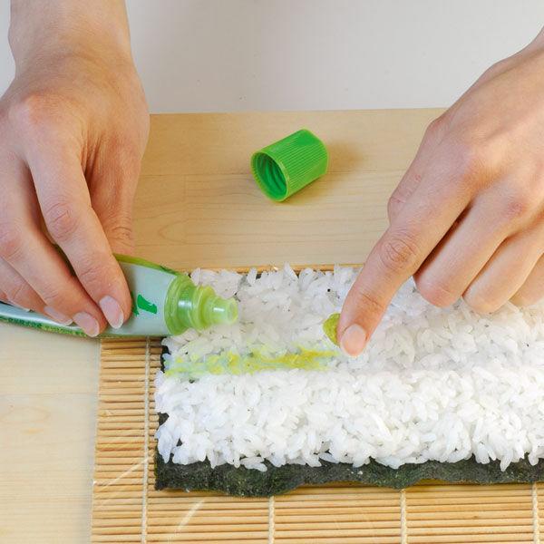 hoso maki mit spinat rezept k cheng tter. Black Bedroom Furniture Sets. Home Design Ideas