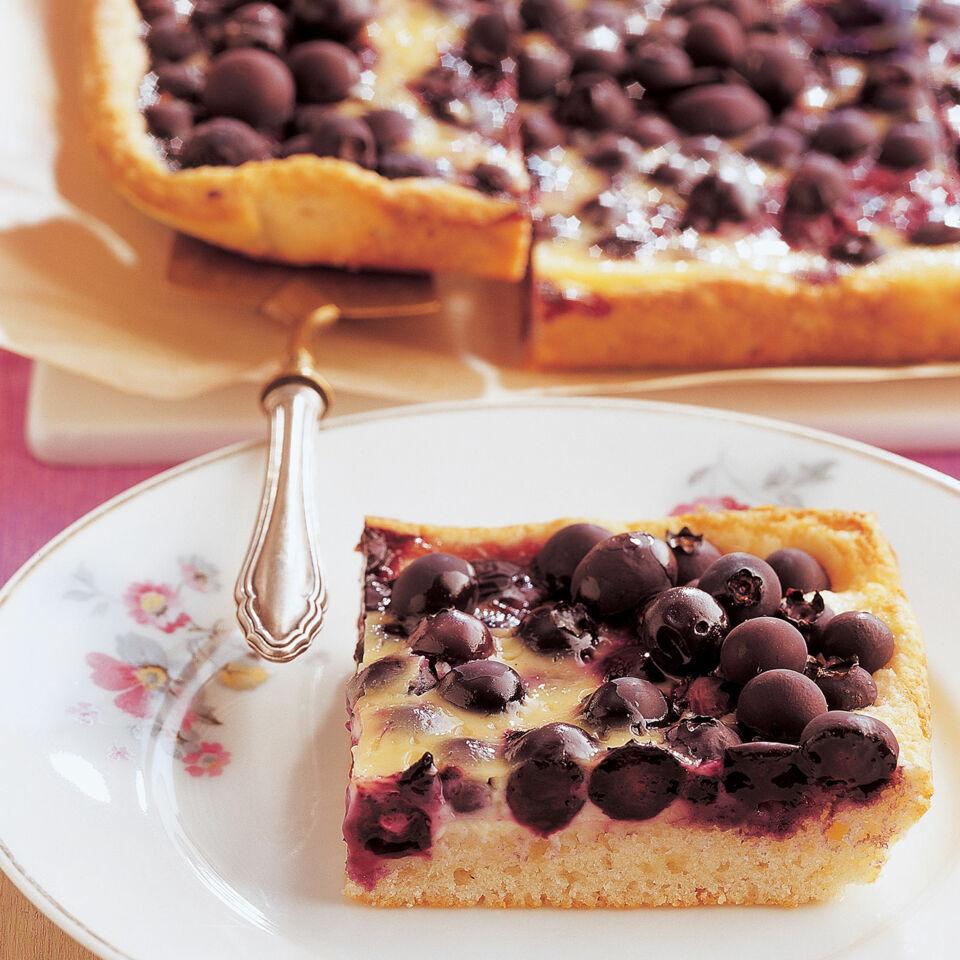 Heidelbeer Schmand Kuchen Rezept Kuchengotter