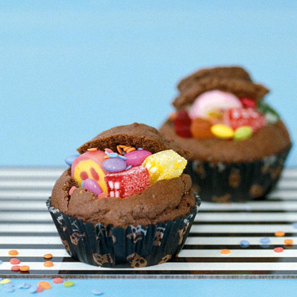 Susse Schatztruhen Muffins Rezept Mit Bild Kuchengotter