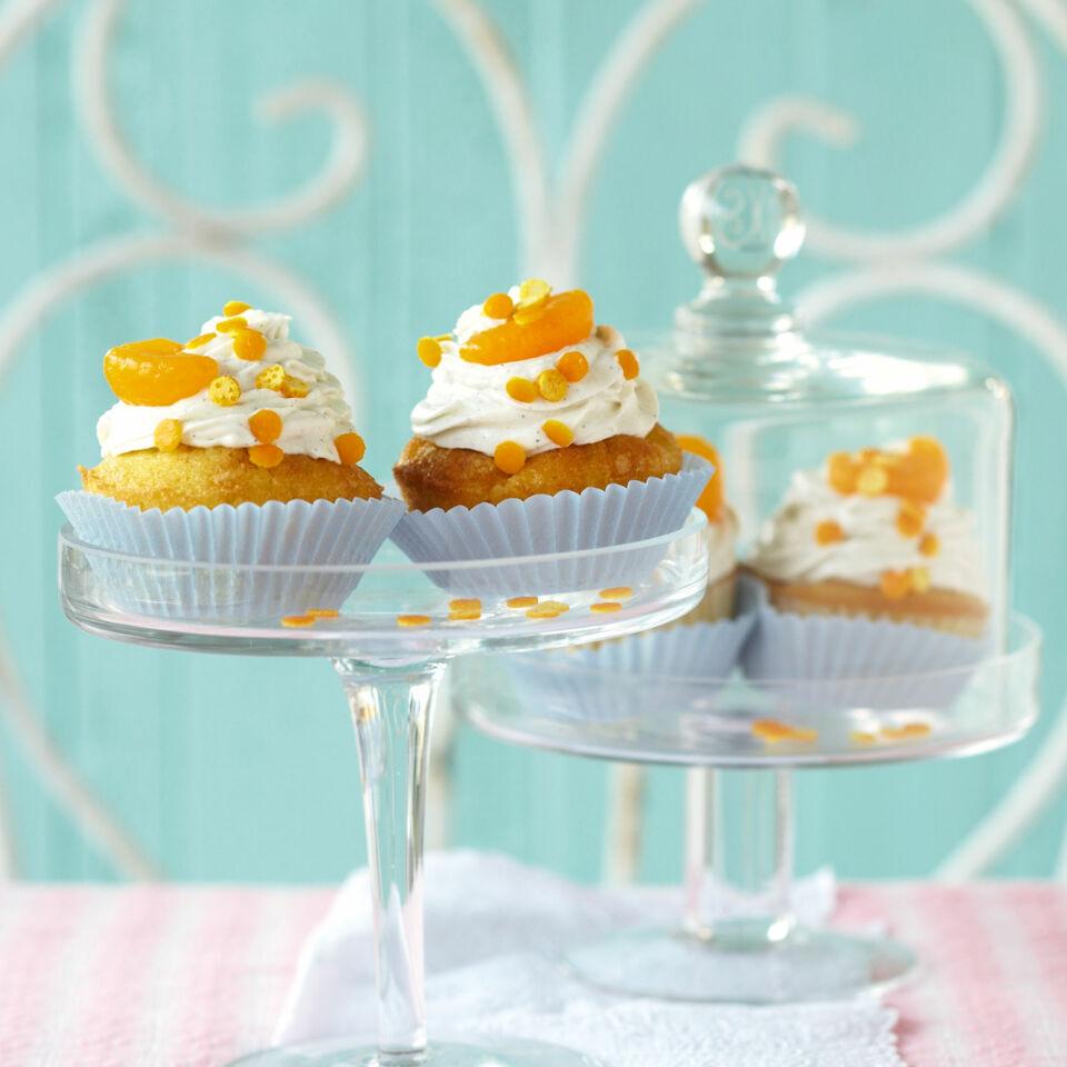 Konfetti Cupcakes Rezept Kuchengotter