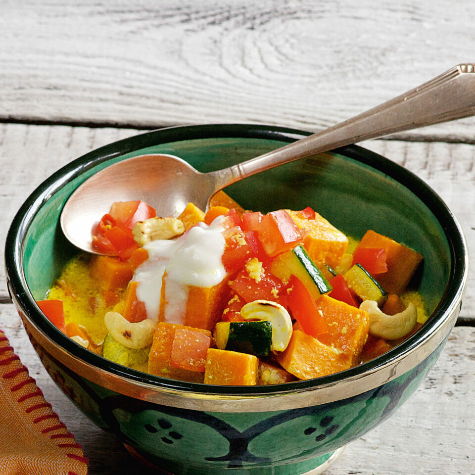 SiS Süßkartoffel-Curry Rezept | Küchengötter
