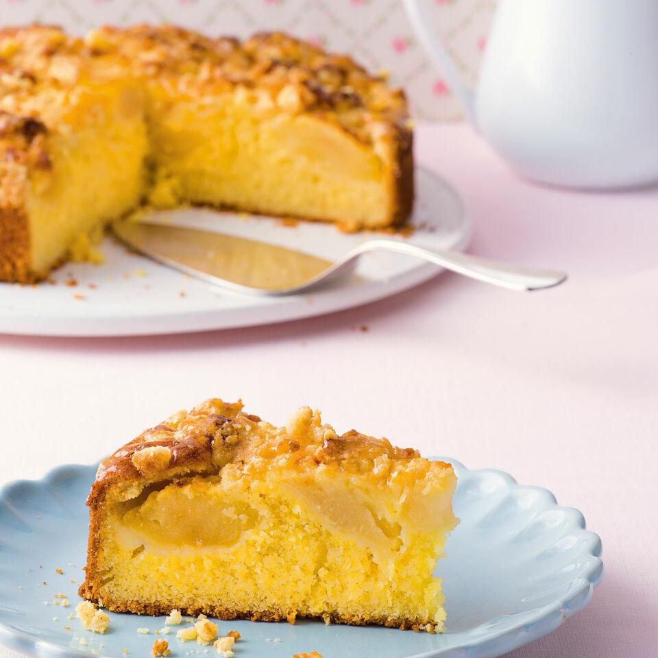 Apfel Streusel Kuchen Rezept Glutenfrei Küchengötter
