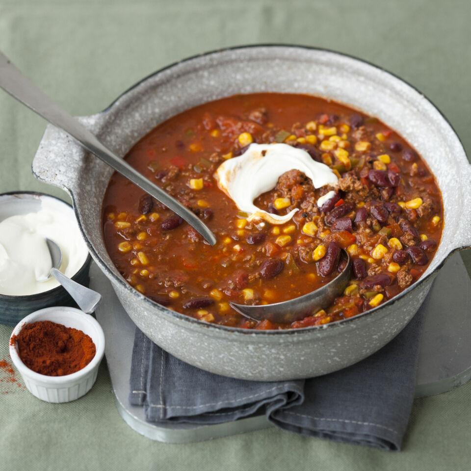 Chili Con Carne Rezept Rezept Küchengötter