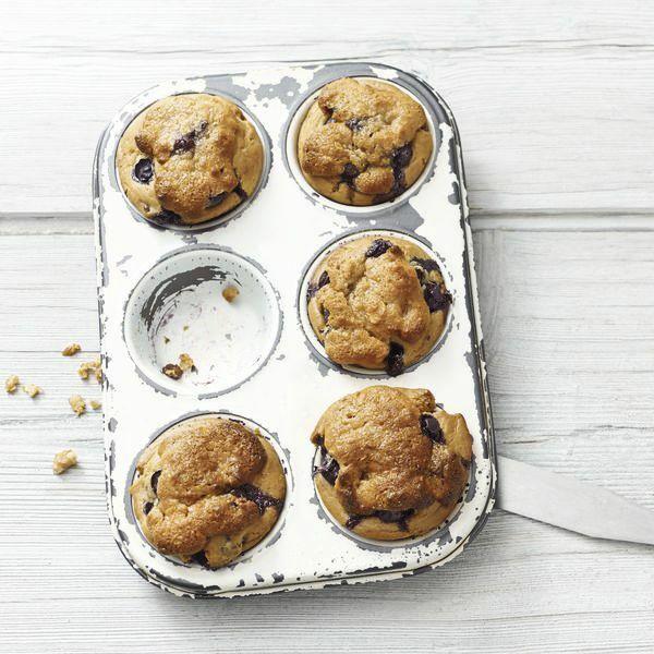 vegane heidelbeer muffins rezept k cheng tter. Black Bedroom Furniture Sets. Home Design Ideas