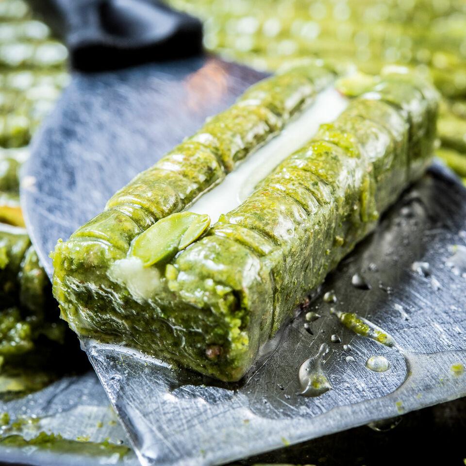 Baklava Mit Pistazien Turkische Meze Rezept Kuchengotter