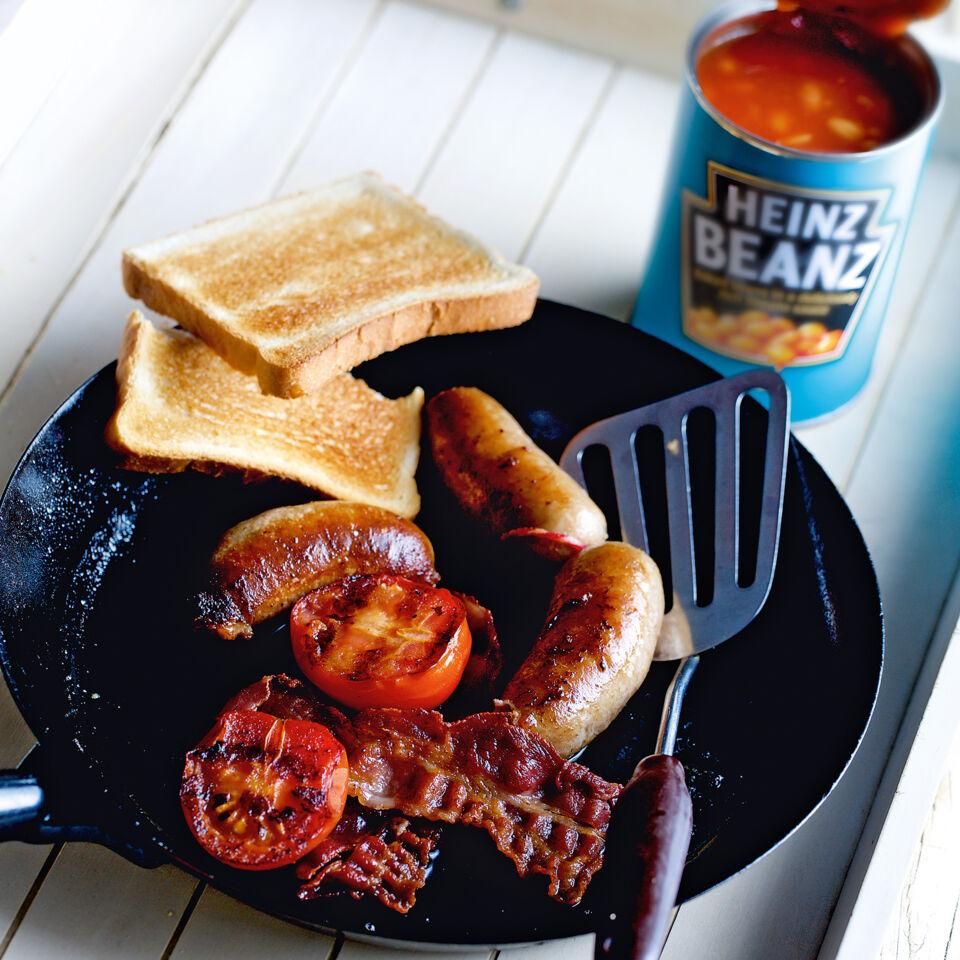 Englische Frühstückswurst Rezept | Küchengötter